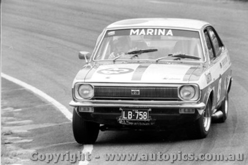 75032 - N. Byers  Leyland Marina - Amaroo Park  1st June 1975