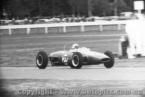 65532 - Barry Collerson   Brabham Ford  -  Warwick Farm 16th May 1965