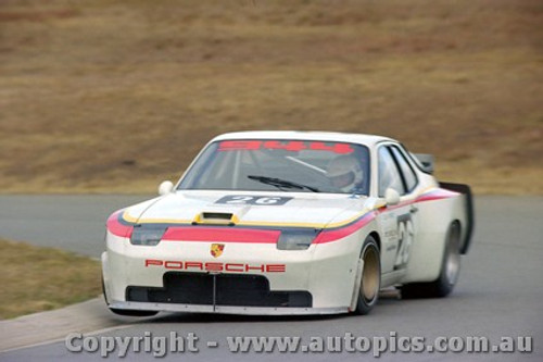 82031 -  Colin Bond Porsche 944 - Oran Park 6th June 1982