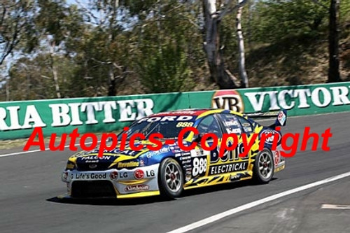 206001 - C. Lowndes / J. Whincup - Ford Falcon BA - 1st Outright Bathurst 2006
