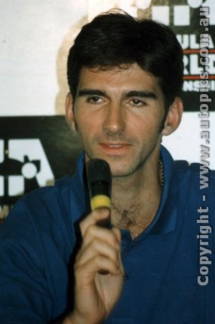 95501 - Damon Hilll - Williams - Australian Grand Prix - Adelaide 1995 - Photographer Darren House