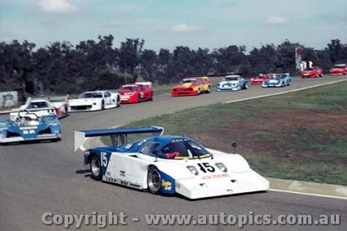 85412 - T. Hook - Lola T610 - Oran Park 5th May 1985 - Photographer Lance J Ruting
