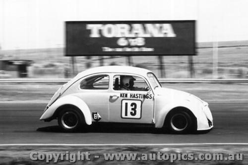 75041 - Ken Hastings - Volkswagen VW  - Calder 1975 - Photographer Peter D Abbs