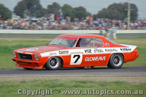 75048 - Bob Jane  Holden Monaro - Calder 1975 - Photographer Darren House