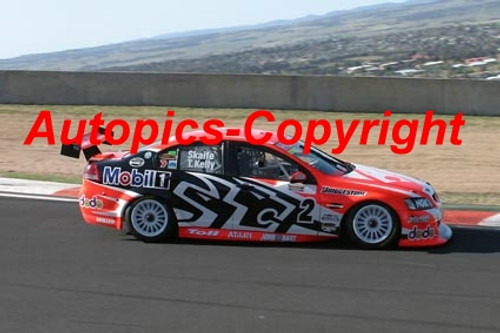 207707 - T. Kelly / M. Skaife - Holden Commodore VE - Bathurst 2007 - Photographer Jeremy Braithwaite