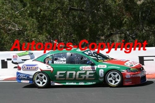 207709 - S. Richards / M. Winterbottom - Ford Falcon BF - Bathurst 2007 - Photographer Jeremy Braithwaite