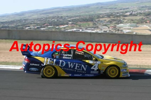 207714 - D. Besnard / J. Courtney - Ford Falcon BF - Bathurst 2007 - Photographer Jeremy Braithwaite