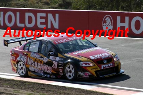 207718 - P. Dumbrell / P. Weel - Holden Commodore VE - Bathurst 2007 - Photographer Jeremy Braithwaite