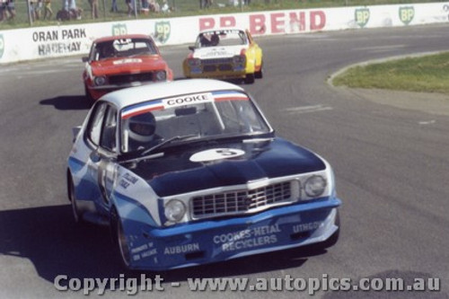82048 - D. Cooke Torana - Oran Park 1982 - Photographer   Lance J Ruting