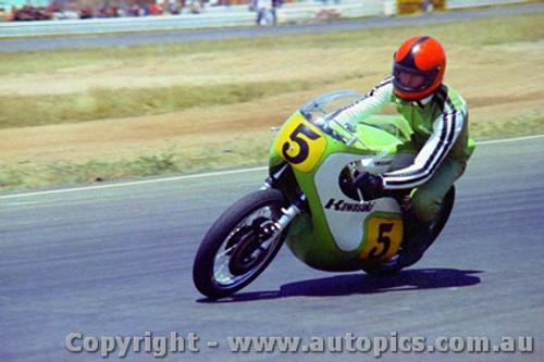 72317 - Ginger Molloy 750  Kawasaki - Calder 1972 - Photographer Peter D Abbs