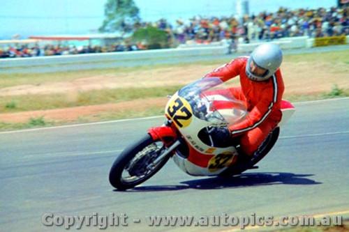 72319 - John Maher 350 Yamaha - Calder 1972 - Photographer Peter D Abbs