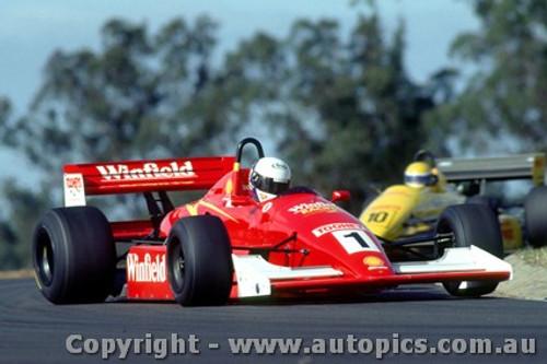 92509 - Mark Skaife Formula Brabham Holden Oran Pak 1992 - Photographer Ray Simpson