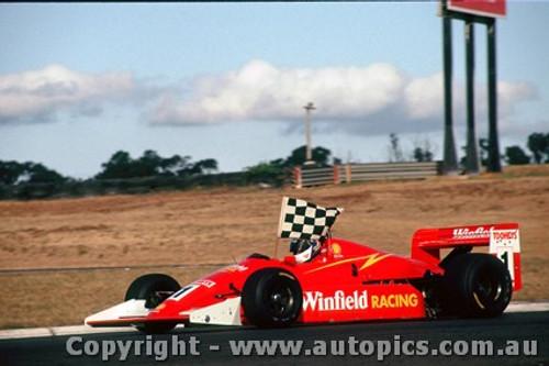 92510 - Mark Skaife Formula Brabham Holden Oran Pak 1992 - Photographer Ray Simpson