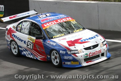 203704 - G. Murphy / R. Kelly - Holden Commodore  VY- Bathurst Winner 2003 - Photographer Jeremy Braithwaite