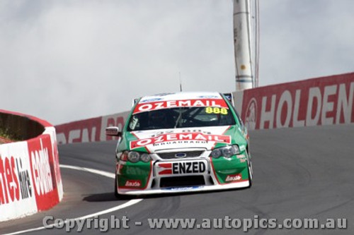 203719 - A. Jones / J. Clelandl - Ford Falcon BA - Bathurst  2003 - Photographer Jeremy Braithwaite