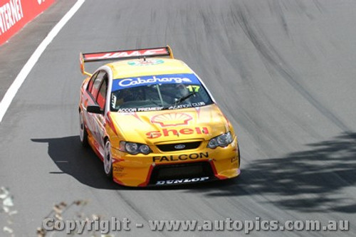 203721 - S. Johnson / W. Luff - Ford Falcon BA - Bathurst  2003 - Photographer Jeremy Braithwaite