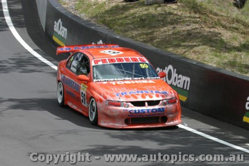 203723 - J. Miller / R. Searle - Ford Falcon AU - Bathurst  2003 - Photographer Jeremy Braithwaite