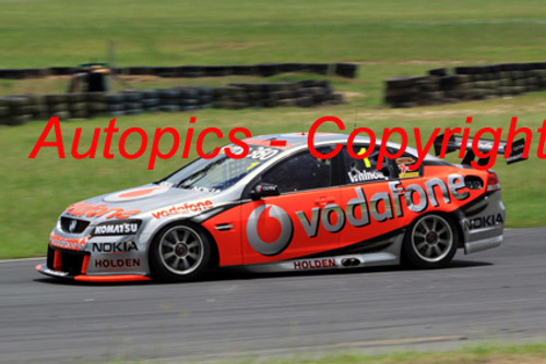 10002 - J. Whincup  Holden Commodore - Queensland Raceway Test Day 2010 - Photographer Craig Clifford