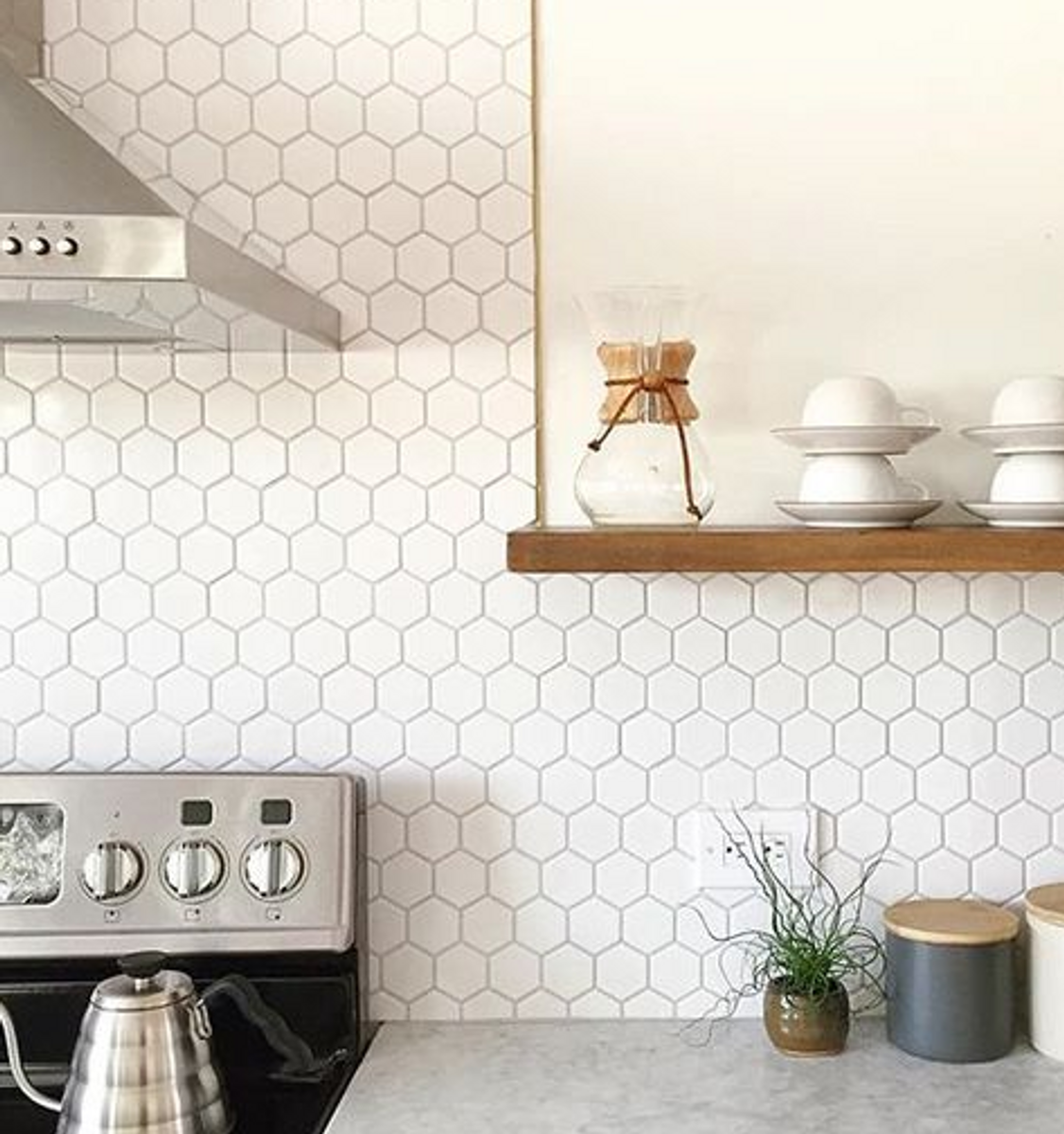 Alameda Hexagon Tile Collection