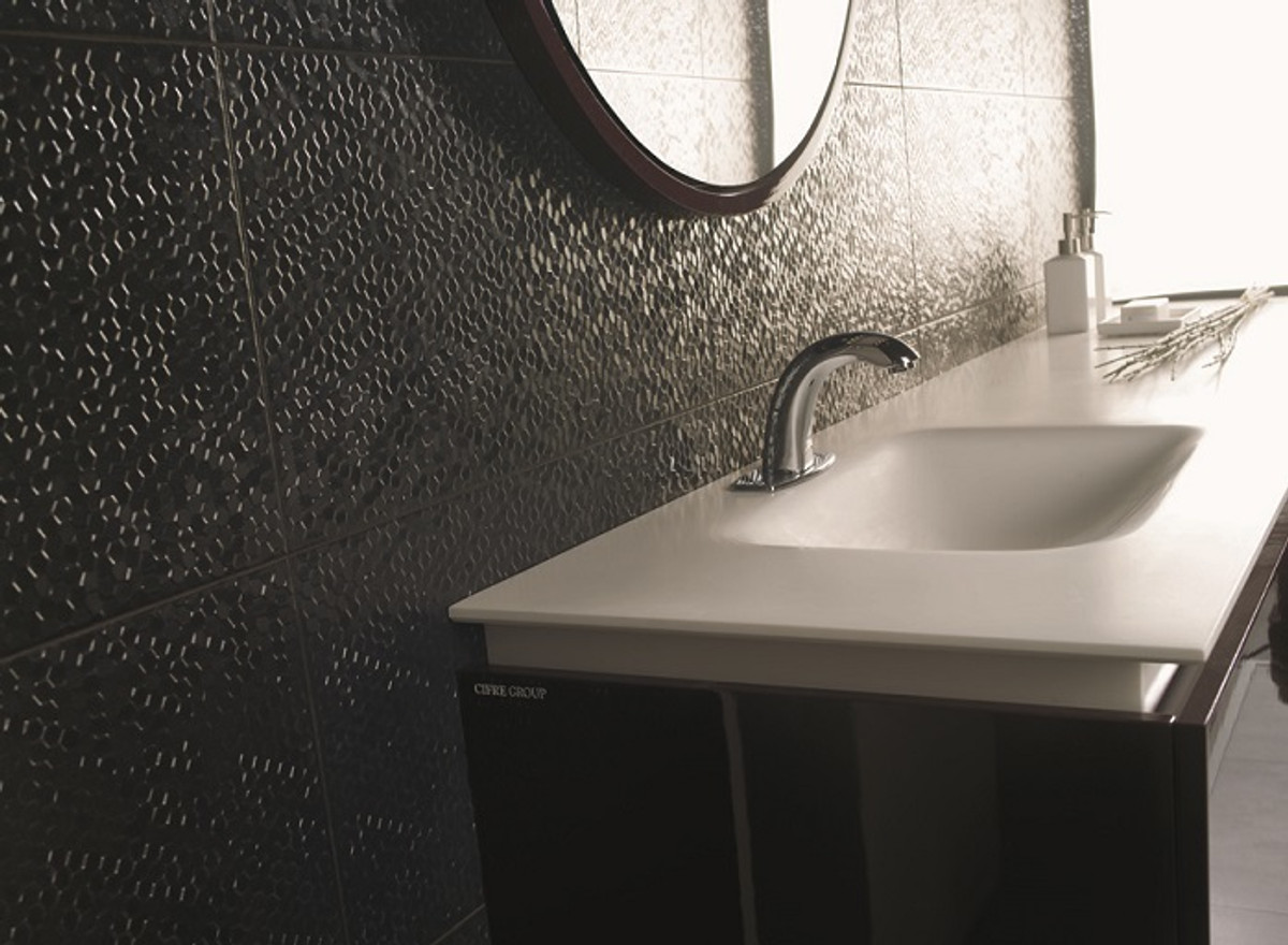 3D Hexagon Wall Tile Collection