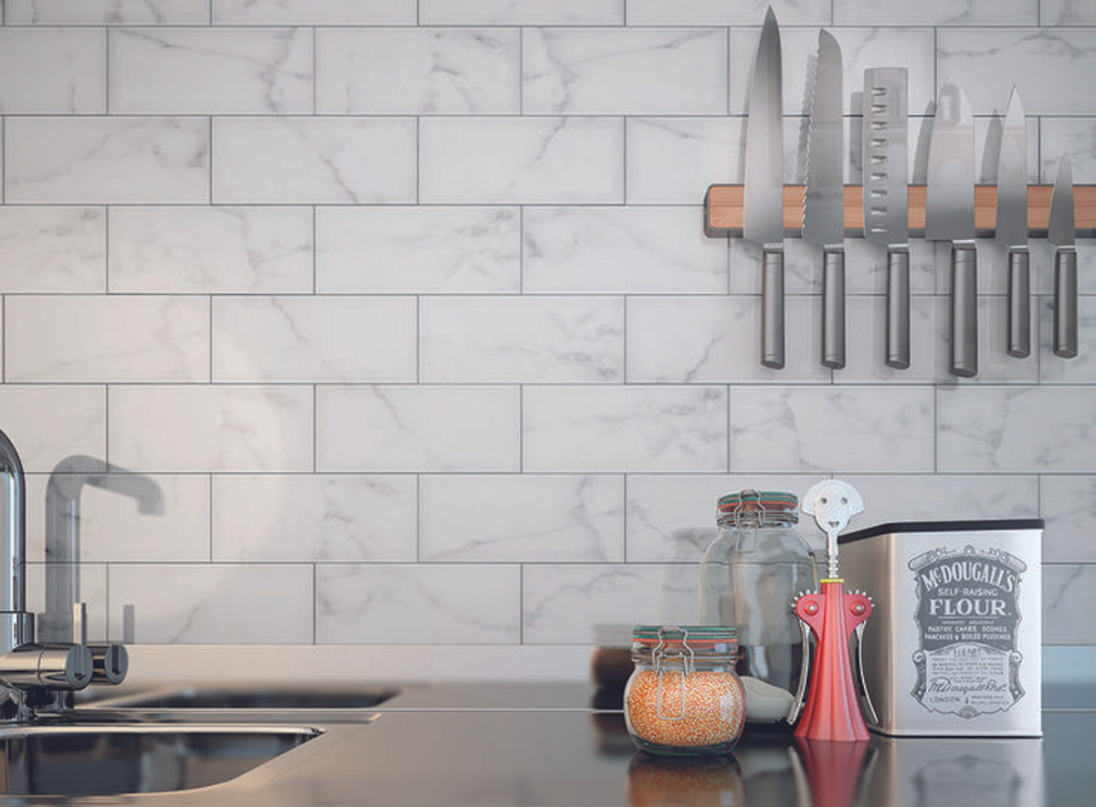 Statuary Wall Tile Collection