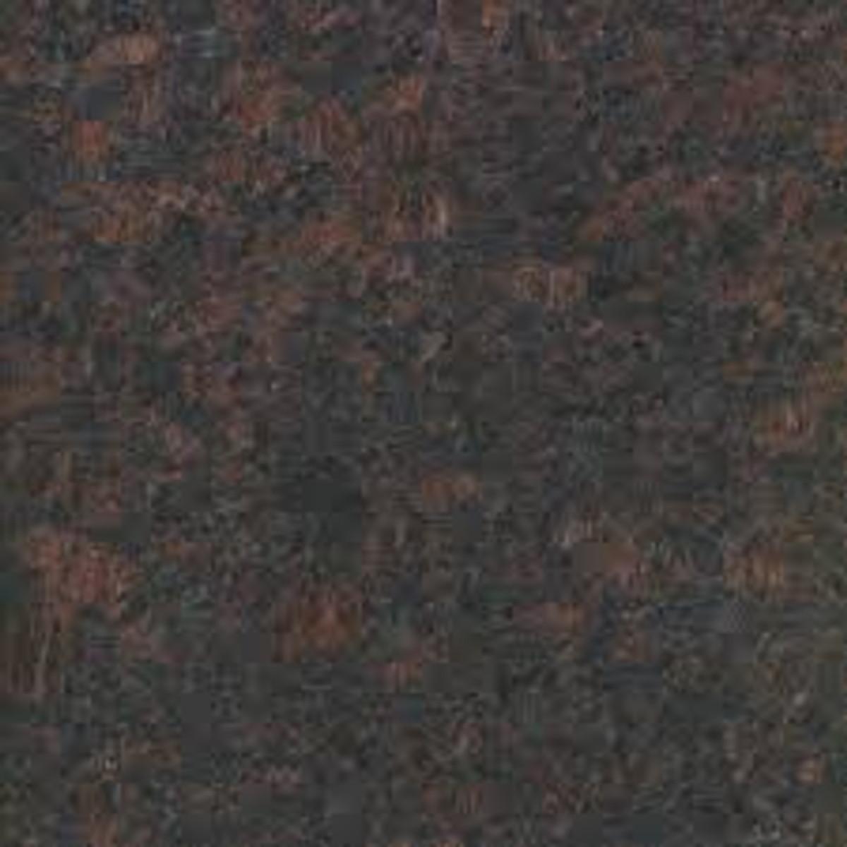 Tan Brown Honed 12x12