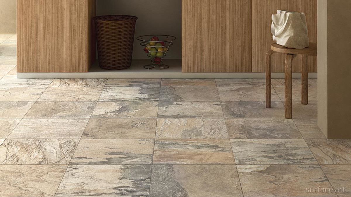 Flatrock Porcelain Tile Collection