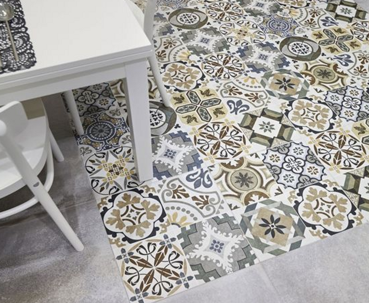 Enigmatic Porcelain Tile Collection