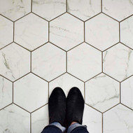 Top 5 Most Popular Hexagon Tile Flooring