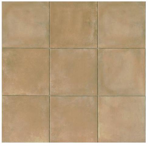 Terra Cotta Tiles 14x14 Matte Finish Cotto Field Tile Cerdena ( Beige )