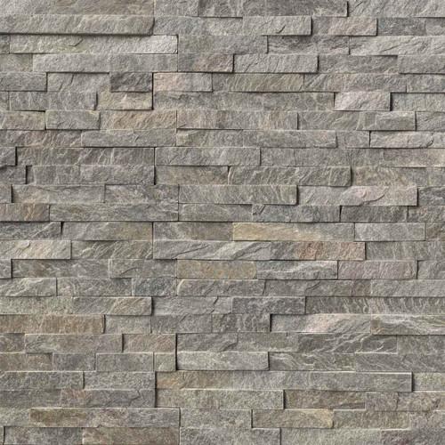 Sage Green 6x24 Ledgerstone Panels