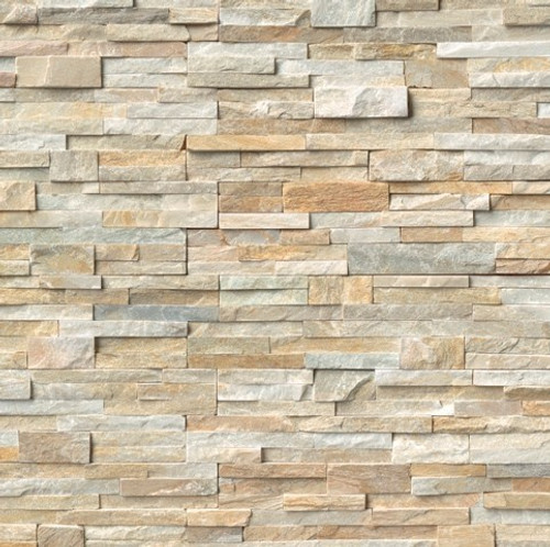 "Honeycomb  Ledgerstone Panels 6""x24"""