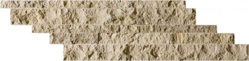 Ivory Splitface 7x21 Ledgerstone Panel