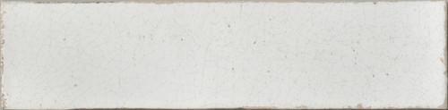 """Manzanita Gloss White Crackled 3""""x12"""""""