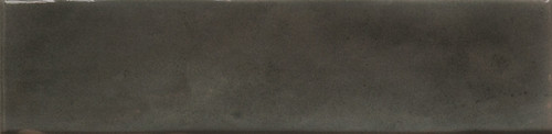 "Handicraft Collection: Black Steel Gloss 3""x12"""