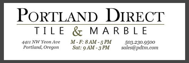 Portland Direct Tile & Marble |  <br> (503) 230-9500