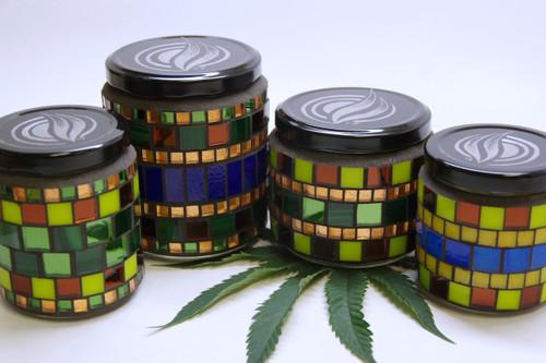 Mosaic Jars