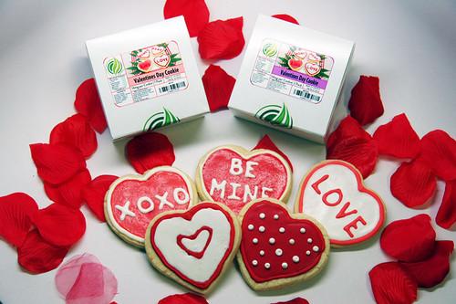 Sweetheart cookies (14mg THC)