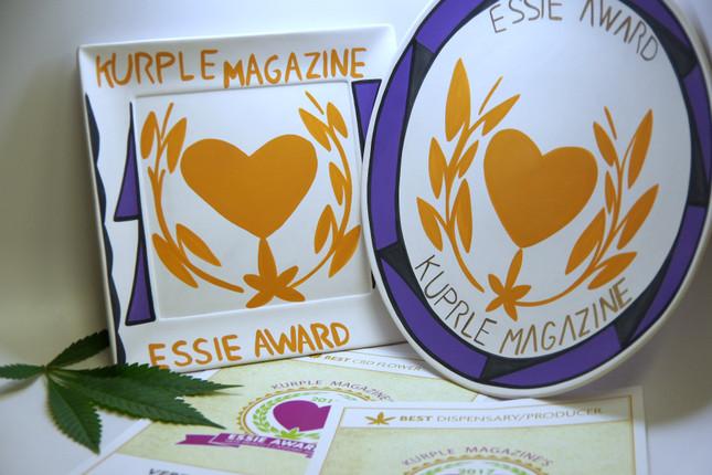 Kurple Essie Awards: Best Dispensary & Best CBD Flower