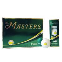 2017 Masters Golfballs - Dozen - Pro V1