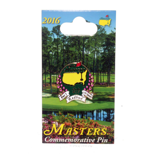 2016  Masters Commemorative Pin