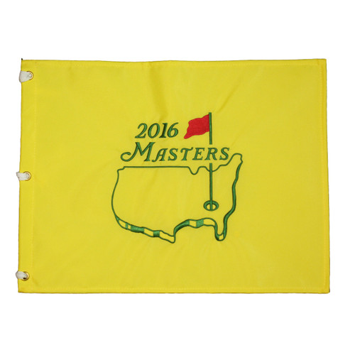 2016 Masters Embroidered Golf Pin Flag