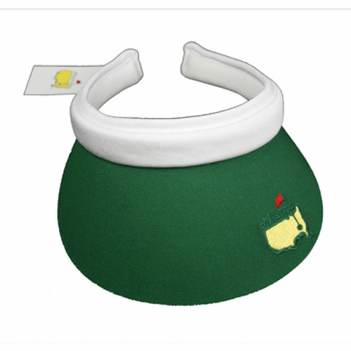 Masters Ladies Green Clip Visor