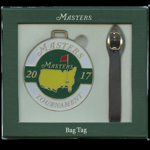 2017 Masters Bag Tag