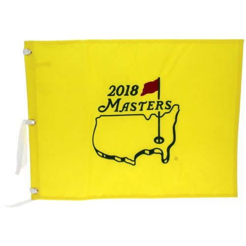 2018 Masters Embroidered Golf Pin Flag