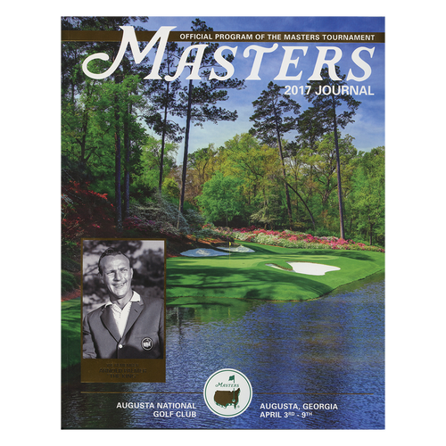 2018 Masters Journal