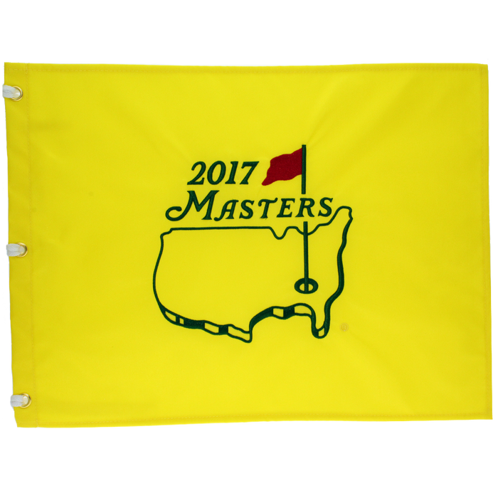 2017 Masters Golf Pin Flag
