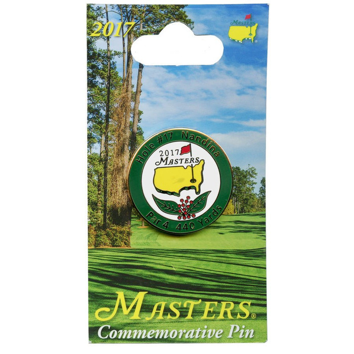 2018 Masters Commemorative Pin