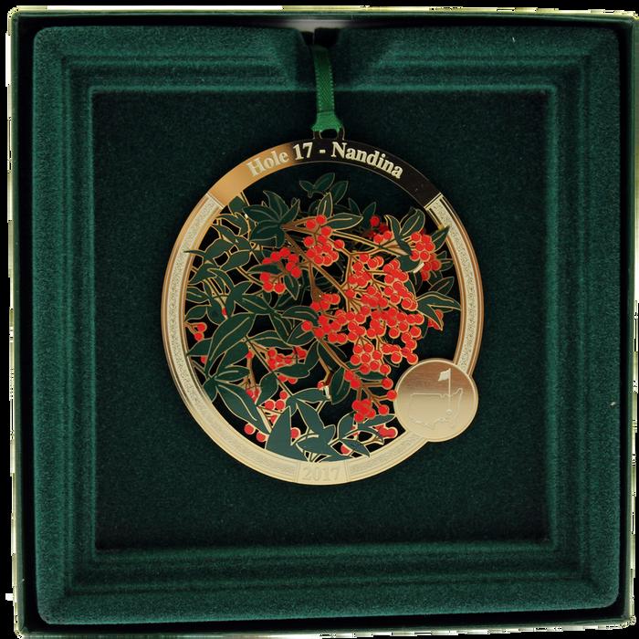 Masters 2018 Ornament