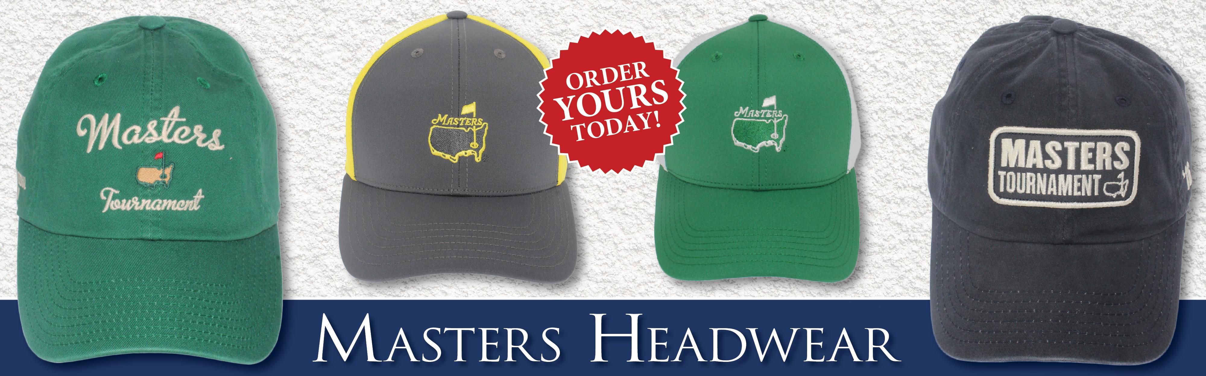 Buy Masters Headwear